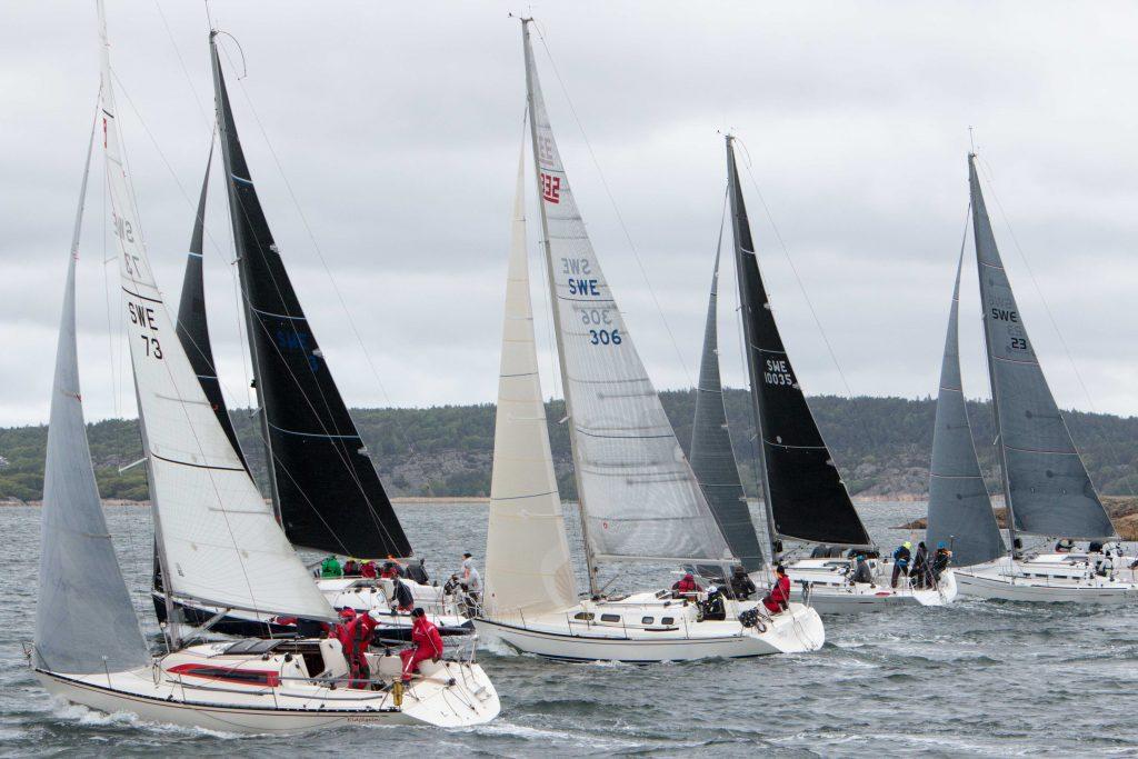 Stora Oset Race 2018 (Liros SRS Cup - Mellan & Södra Cupen - Westside Cup - SRS-shorthanded) @ Klubbhuset och Göteborgs norra skärgård | Kvisljungeby | Västra Götalands län | Sverige